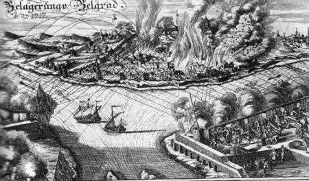 siege of belgrade 1717