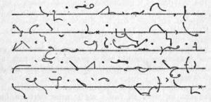 pitman shorthand