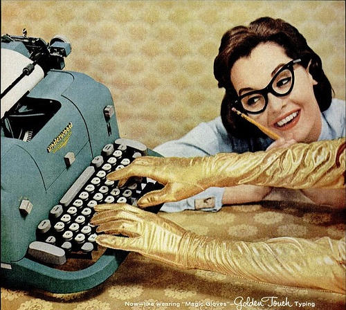 golden touch typing