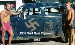 surf nazis 1958