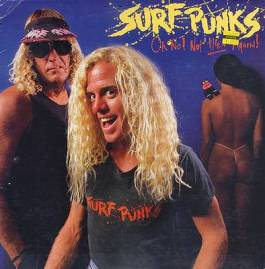Surf Punks Oh No! Not Them Again front cover